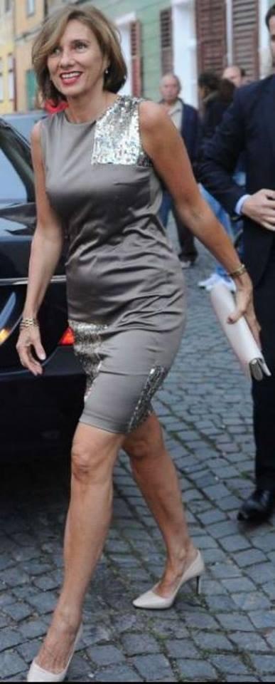Carmen Iohannis, apariție încântătoare în Austria