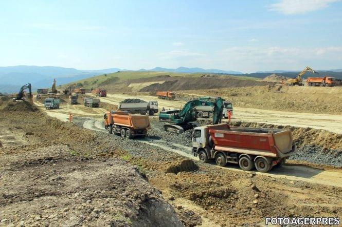 Încă 16 milioane de lei pentru revizuirea studiului de fezabilitate pentru Autostrada Comarnic-Braşov