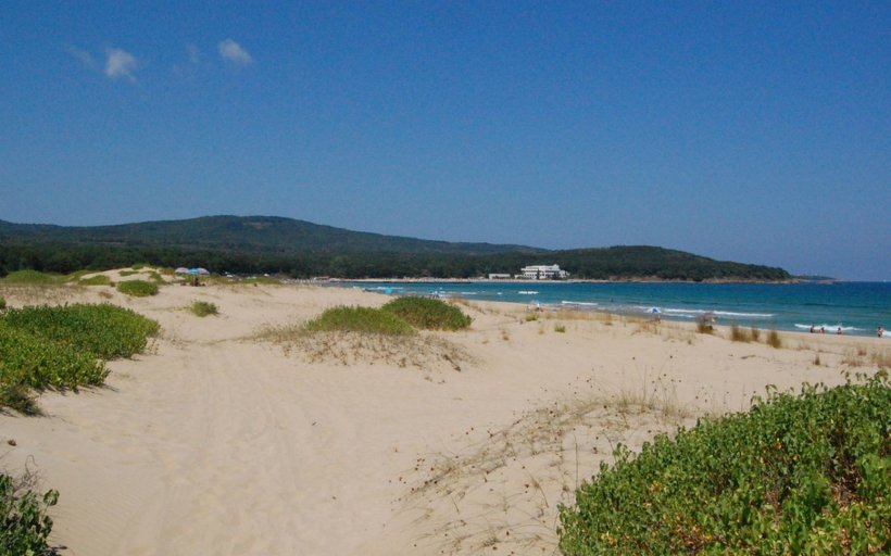 """Alertă de tip """"cod roşu"""" în zona litoralului bulgar. Turiştii, avertizaţi să fie vigilenţi"""