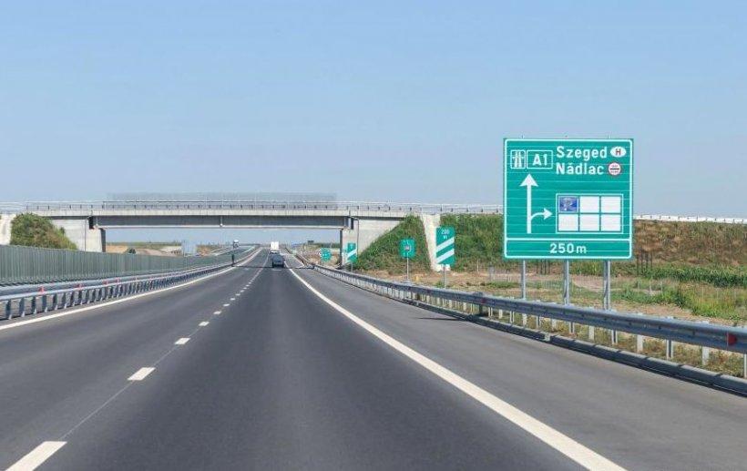 CNADNR: Iată cât costă un kilometru de autostradă