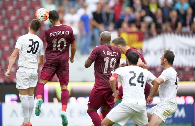 Petrolul Ploiesti rămâne fără victorie în Liga I, după 0-1 la Cluj