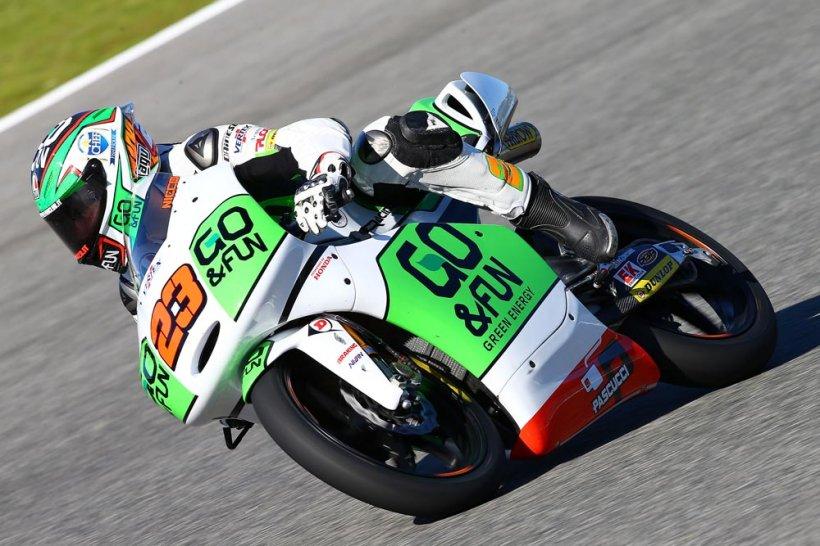 Niccolo Antonelli a câştigat MP al Cehiei la Moto3