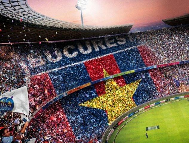 Veste cruntă pentru Steaua. Suspendarea anunțată de UEFA