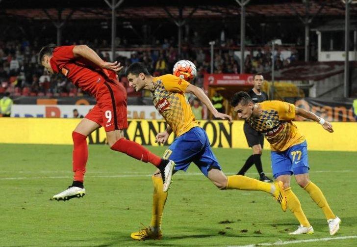 Dinamo învinge Petrolul Ploieşti, în etapa a VIII-a a Ligii I
