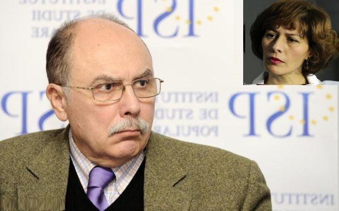 Directoarea din Ministerul Sănătăţii, prinsă cu şpaga, este soţia fostului Avocat al Poporului, Gheorghe Iancu