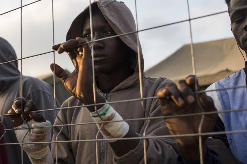Peste 1.500 de traficanţi de persoane au fost arestaţi în Germania