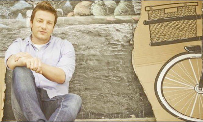 Jamie Oliver şi-a cumpărat o vilă luxoasă. Vezi cât a costat