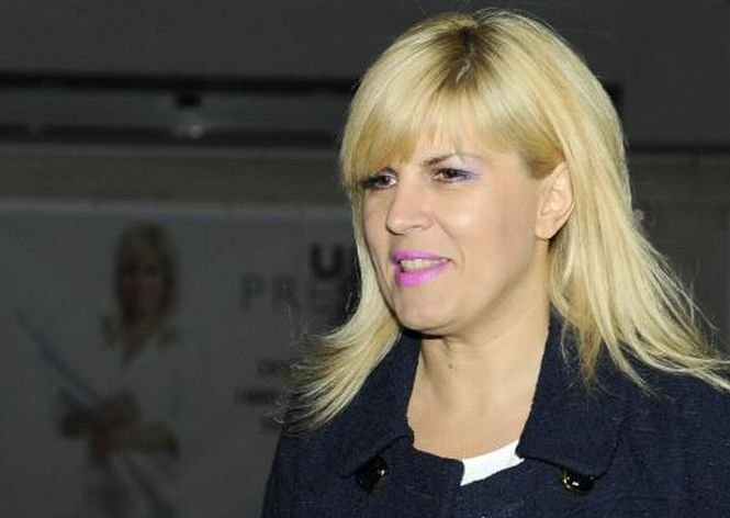 Va candida Elena Udrea la Primăria Capitalei?