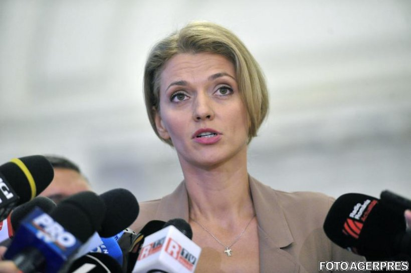 Alina Gorghiu: Nu voi candida la Primăria Capitalei