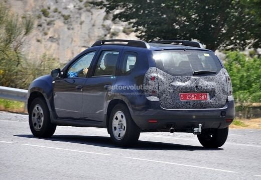 Take a look at the new Dacia Duster 114