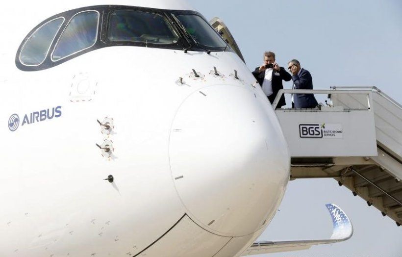 Airbus a deschis o fabrică în SUA, în timp ce Boeing ar putea înfiinţa una în China