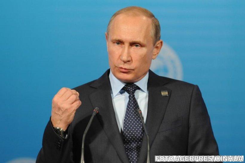Vladimir Putin, anunţul aşteptat de toată lumea. Care e misiunea armatei ruse în Siria