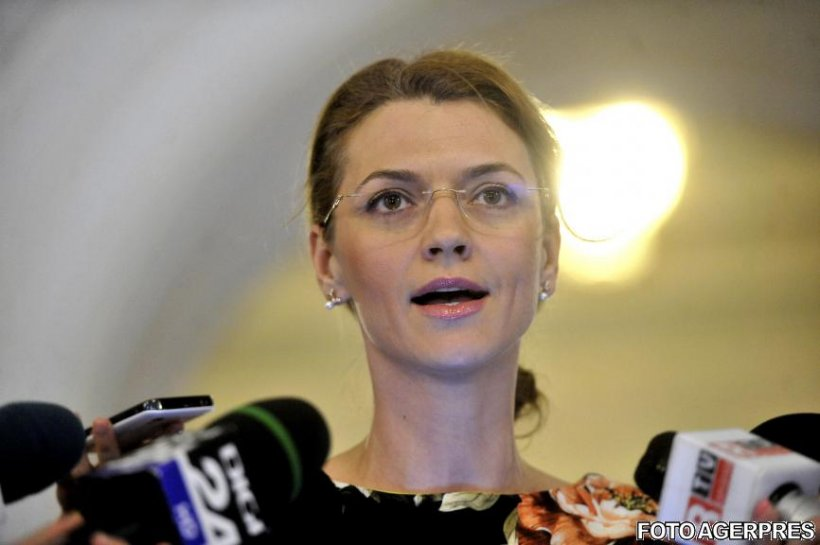 Alina Gorghiu nu dă dreptate nici lui Victor Ponta, nici părţii ungare, în problema gardului de la graniţă