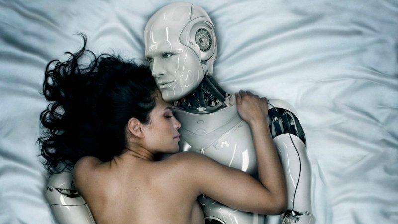De ce nu ar trebui să faci sex cu roboți