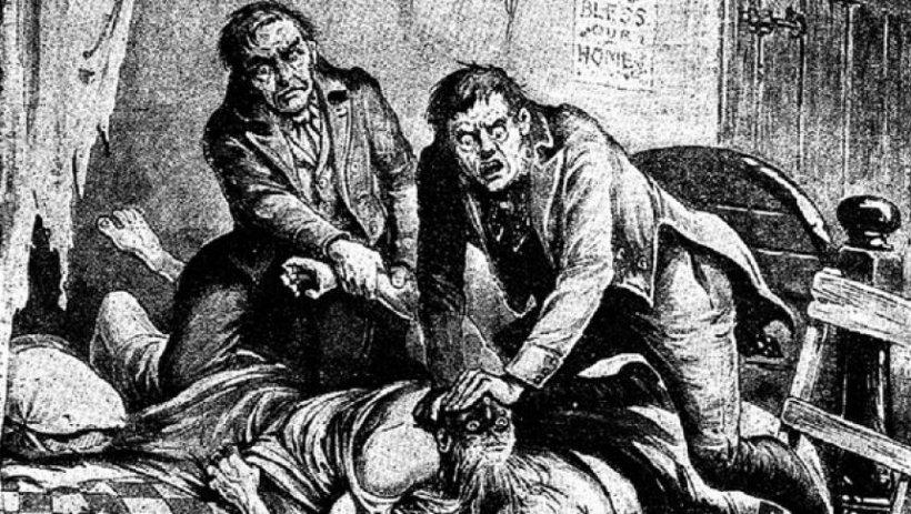 Criminali în serie, în slujba medicinei