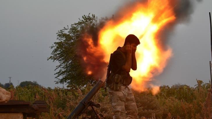 Veşti proaste de acasă pentru refugiaţi. Cel puţin 18 civili au fost ucişi în Siria de rachetele armatei