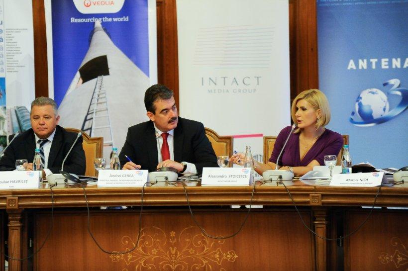 EVENIMENT INTACT MEDIA GROUP - ENERGIE TERMICĂ. Strategii pentru România