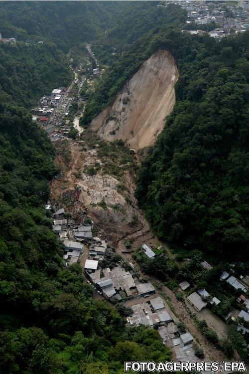 Situație incredibilă după ploile din ultima perioadă. 600 de persoane au dispărut subit