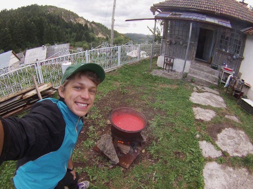 Tânărul care vrea să facă viaţa românilor mai bună. A reununţat la Danemarca pentru a trăi în Apuseni