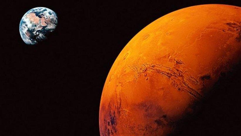"""""""Există viaţă inteligentă pe Marte"""". Legende despre vecinul Terrei"""