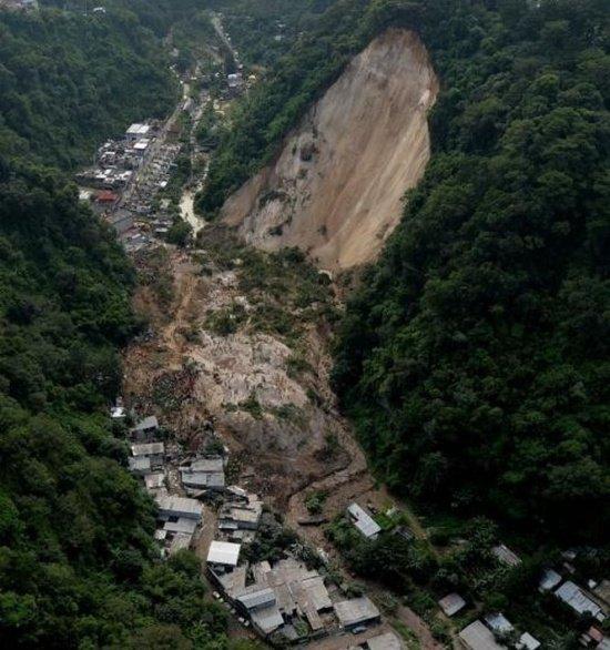 Alunecările de teren au făcut prăpăd. 191 de oameni au murit în Guatemala
