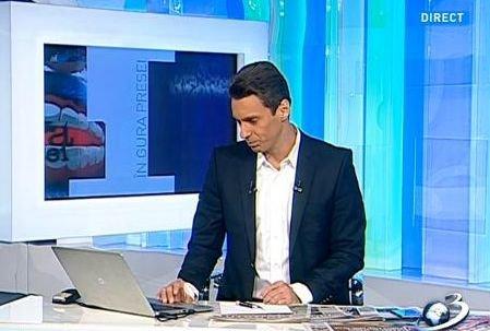 Mircea Badea: Realitatea este că românii se uită la şatră, cântând în cort. Ăştia suntem