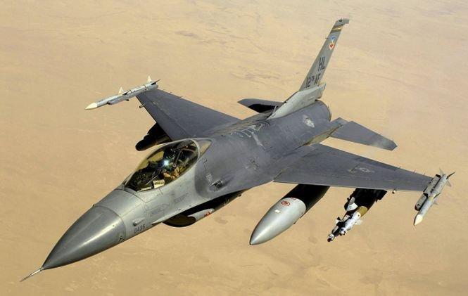 Un avion de luptă al SUA, lovit de tiruri ale talibanilor