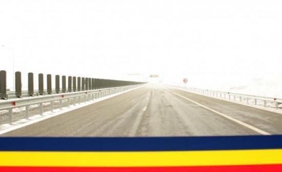 Câţi kilometri de autostradă au fost inauguraţi în România anul acesta