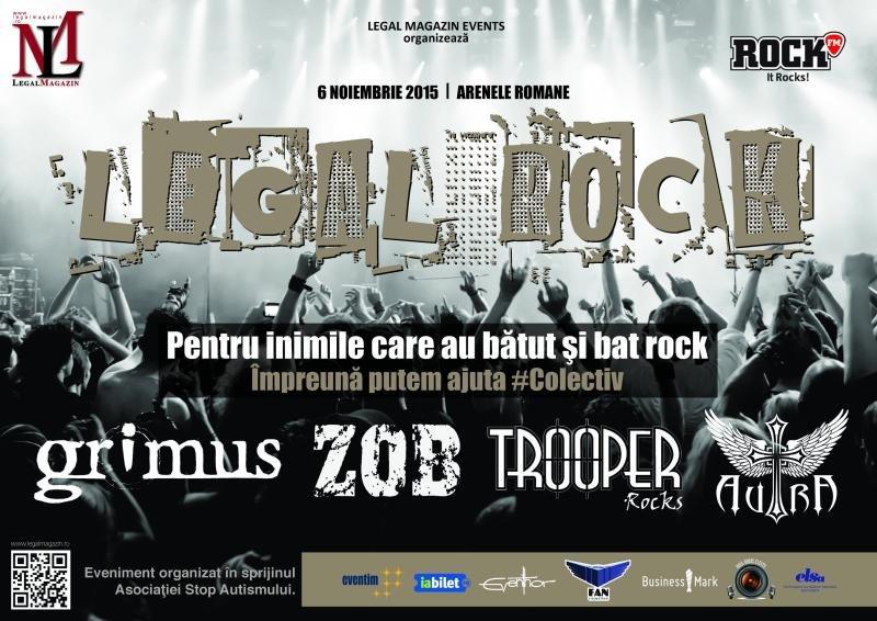 Concert pe 6 noiembrie pentru victimele din Colectiv