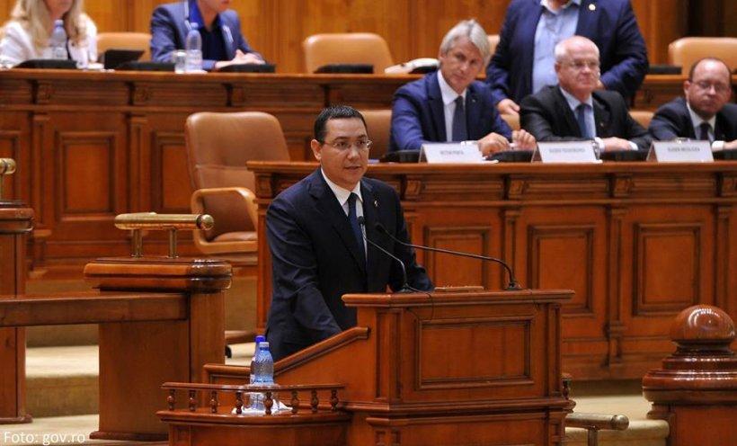 """""""Onoarea şi demnitatea, mai presus de orice!"""" Reacţia unui senator PSD după demisia lui Ponta"""