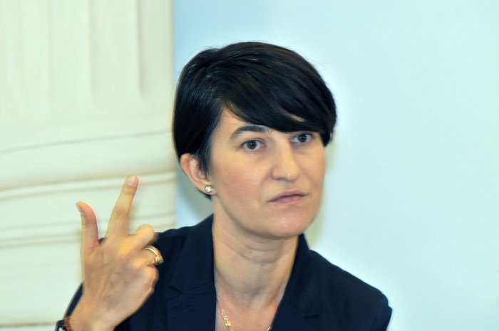 Cine este Violeta Alexandru, ministrul delegat pentru Consultare Publică și Dialog Social