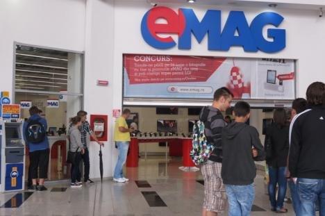 Câți bani au lăsat românii de Black Friday la eMAG. A fost o zi istorică