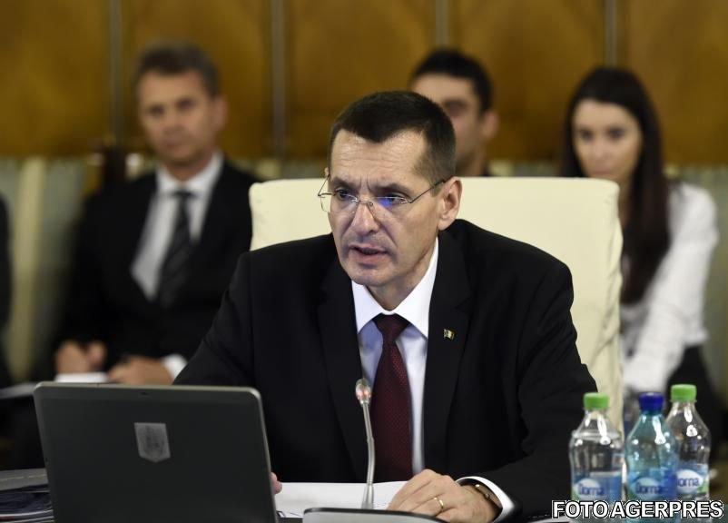 Ministrul de Interne, Petre Tobă, cere analizarea tezei sale de doctorat