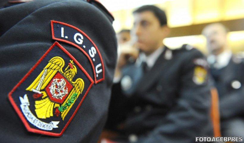 IGSU: Punerea la dispoziție a conducerii ISU București-Ilfov nu poate fi asociată cu recunoașterea vinovăției