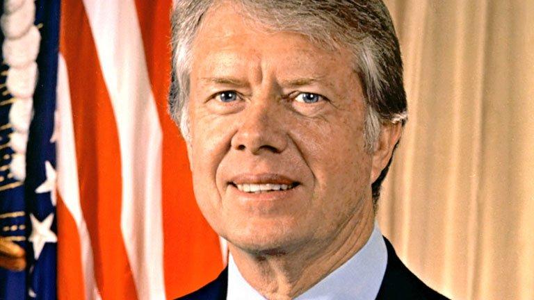 Fostul președinte american Jimmy Carter a scăpat de cancerul la creier