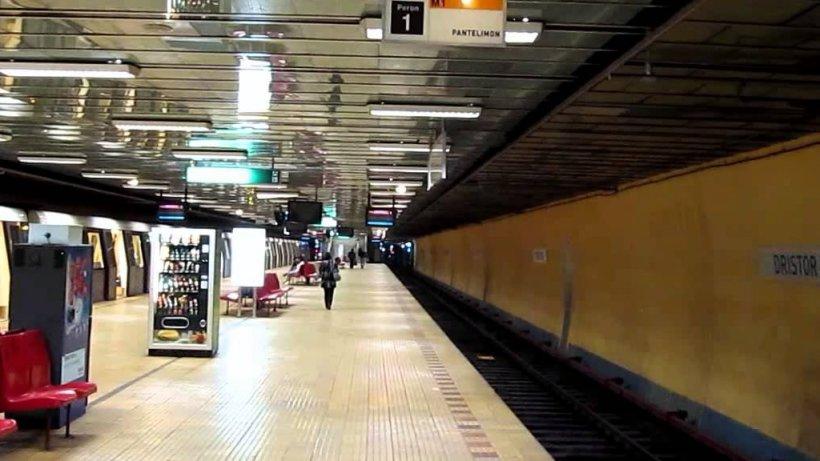 Secretele metroului bucureştean. De ce au îngheţat inginerii pământul