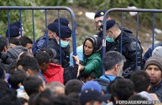 Aflux de migranți și refugiați. Peste 4.200 au sosit în Croația într-o singură zi
