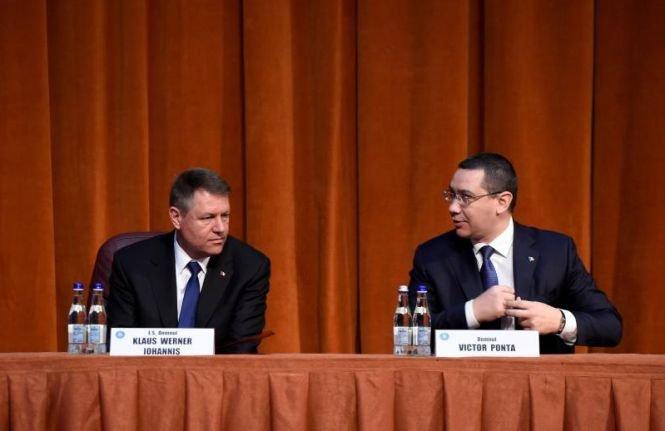 Ce nu a îndrăznit Victor Ponta să facă și a făcut Klaus Iohannis