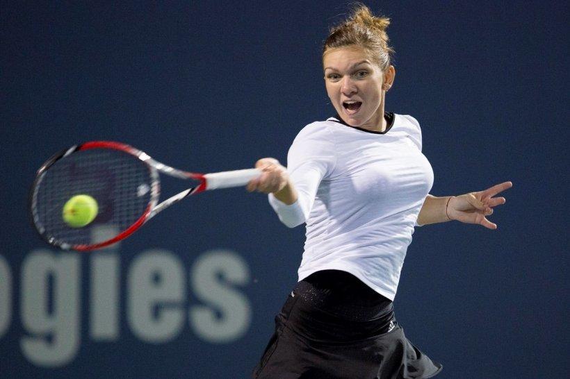 """Simona Halep s-a clasat pe locul doi la """"Lovitura anului"""". Clasamentul WTA"""