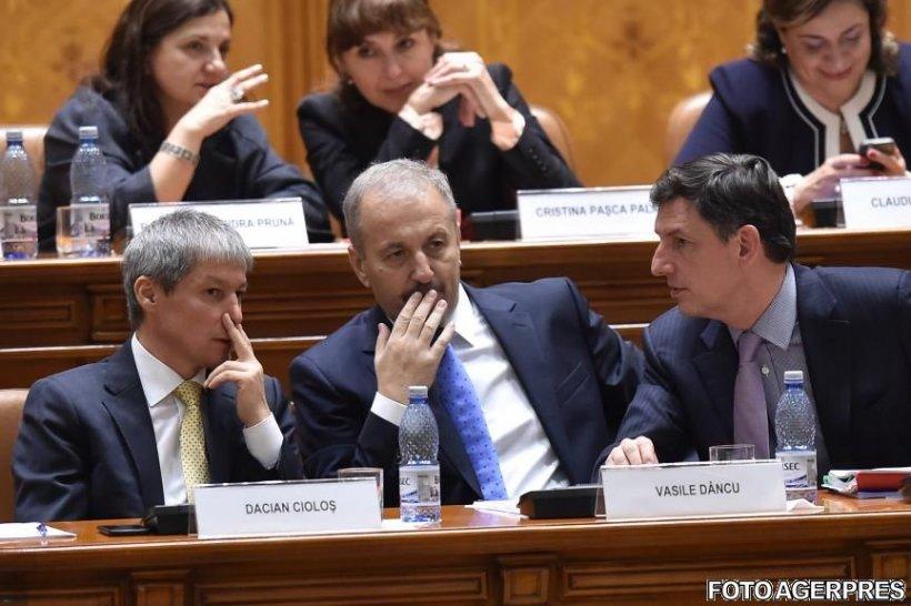 Vicepremierul Vasile Dâncu vrea puteri mai mari pentru președintele României