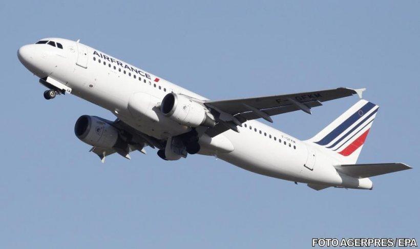 Amenințare cu bombă la bordul unui avion Air France. Aeronava a aterizat la Montréal