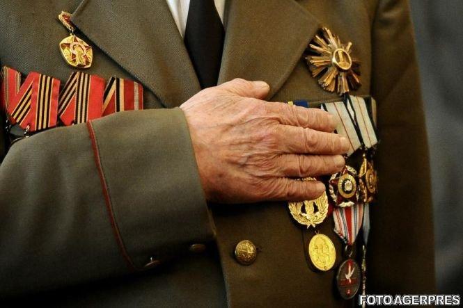 Ajutoarelor acordate veteranilor și văduvelor de război vor fi majorate