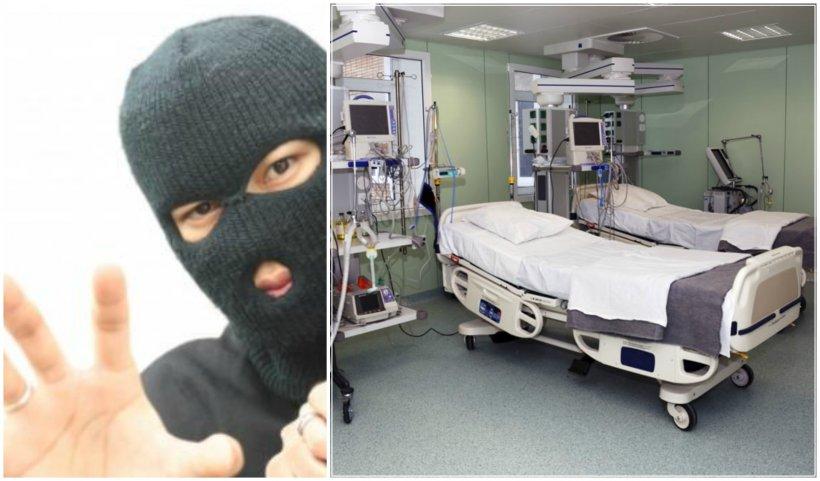 Ce fură românii de prin spitale
