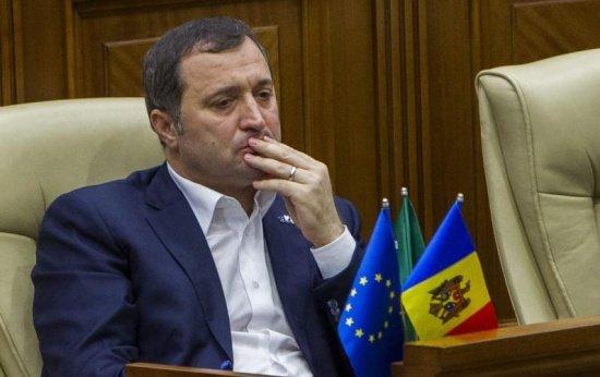Fostul premier moldovean Vlad Filat, în arest încă 30 de zile