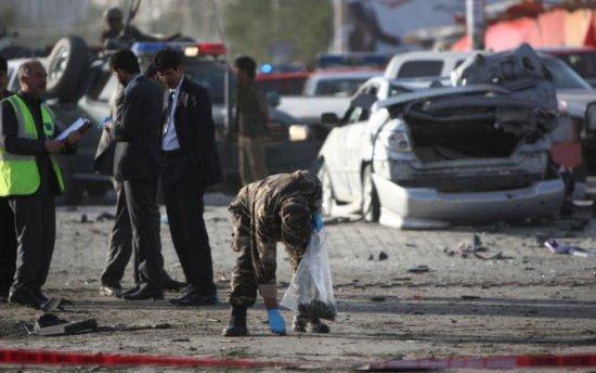 Atentat comis de talibani. Ambasada Spaniei la Kabul a fost atacată