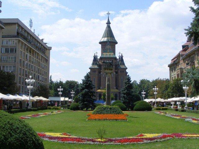 """Care sunt orașele româneşti candidate la titlul """"Capitală europeană a culturii"""" 2021"""