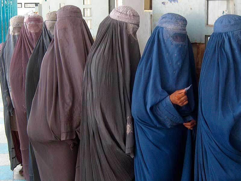 Voalul islamic, interzis într-o regiune din Italia