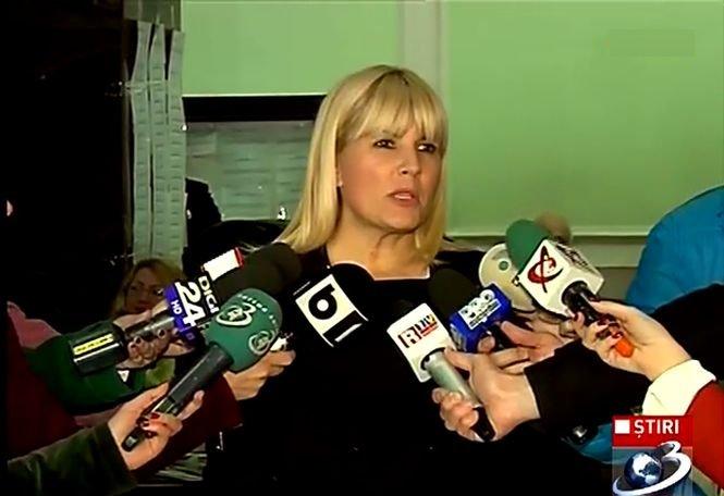 Elena Udrea vrea să scape de controlul judiciar în dosarul Gala Bute