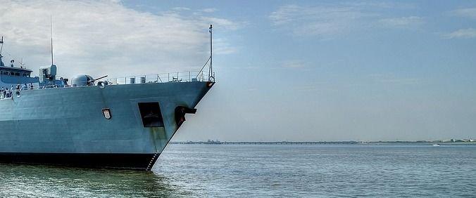 Nave rusești forțează un vas sub pavilion turcesc să-și schimbe cursul în Marea Neagră