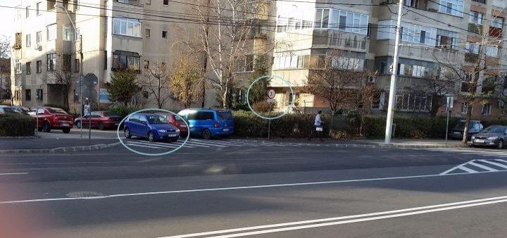 Șoferilor nu le-a venit să creadă. Ce marcaj a apărut în Ploiești